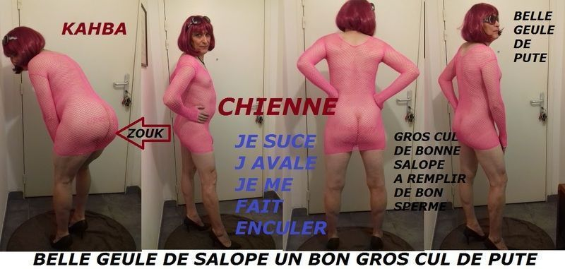 grosse salope chienne 2 suceuses